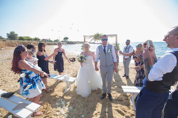 Kefalonia beach weddings 10