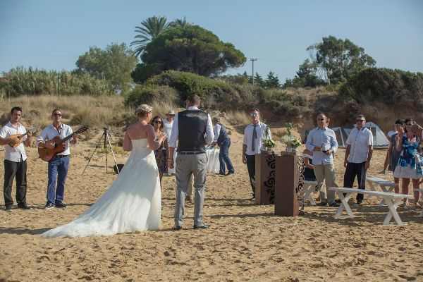 Kefalonia beach weddings 11