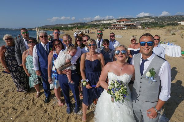 Kefalonia beach weddings 13