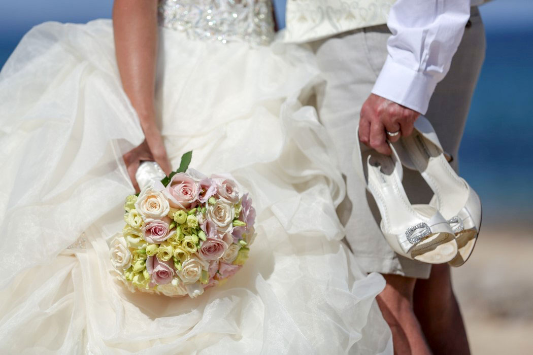 kefalonia weddings gallery bouquets