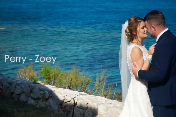 video gallery kefalonia weddings