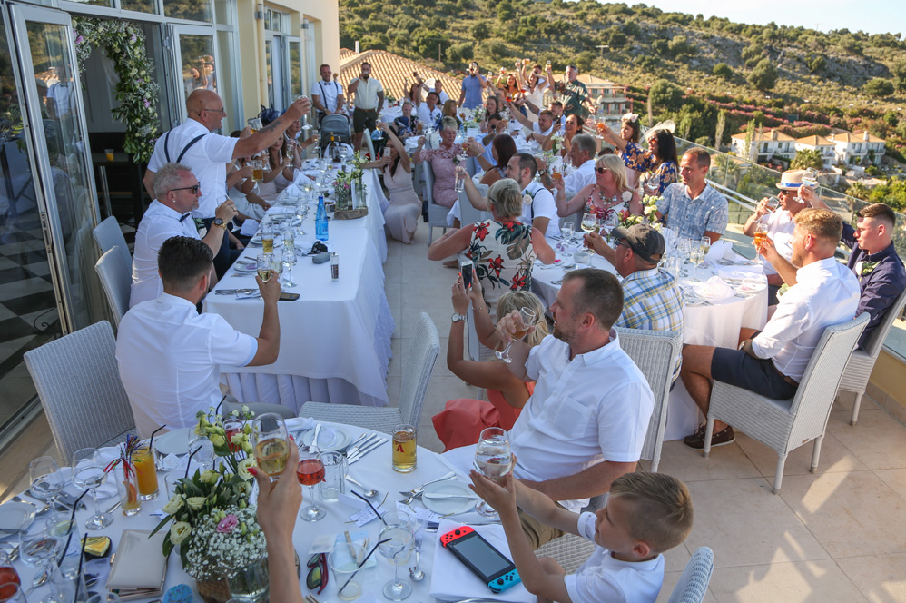 kefalonia weddings skala hotel apostolata