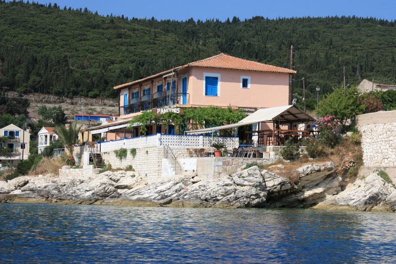 kefalonia wedding receprion venues panormos restaurant fiscardo01