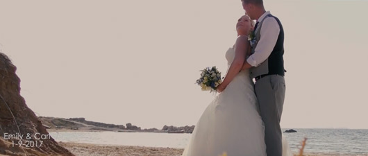emily carl kefalonia wedding