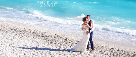 kefalonia wedding kelly dan beach wedding kefalonia 01